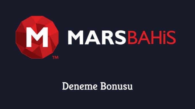 Marsbahis Deneme Bonusu